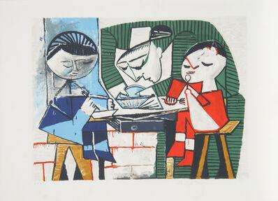 Pablo Picasso, 'Les Repas des Enfants, 1953', 1979-1982
