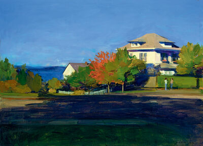 Kurt Solmssen, 'The North End', 2007