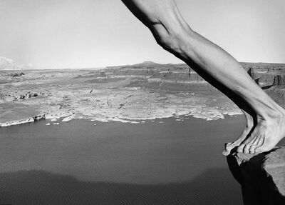 Arno Rafael Minkkinen, 'Hite, Utah', 1997