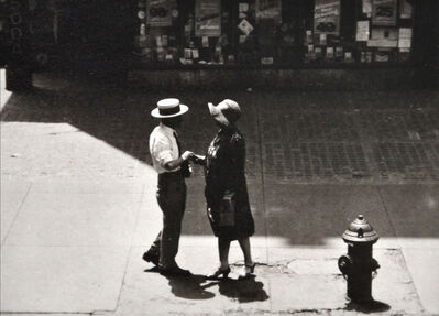 Ralph Steiner, 'Minuet on 3rd Avenue (Hell's Kitchen Minuet)', 1922, 23, Printed 1981