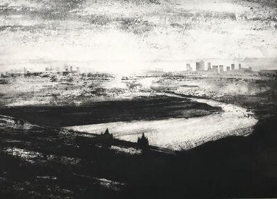 Jason Hicklin, 'The Thames. Upper Pool', 2019