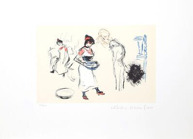 Pablo Picasso, 'Etude de Personnages ', 1973