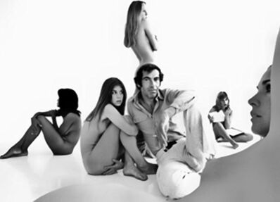 Douglas Kirkland, 'Roger Vadim', 1971