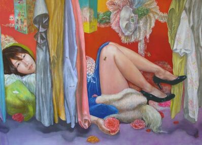 Sachiyo Aoyama, 'Chink of Clothes', 2008