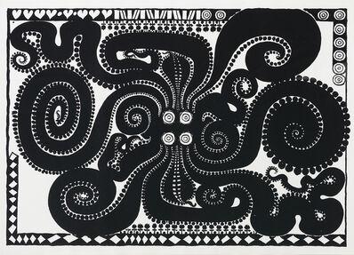 Poul Gernes, 'Octopus', 1981