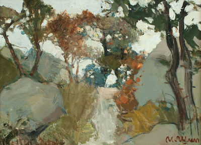 Igor Shipilin, 'Trees and Rocks', 2001