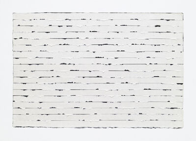 Choi Myoung Young, 'Conditional Planes 84-H15', 1984