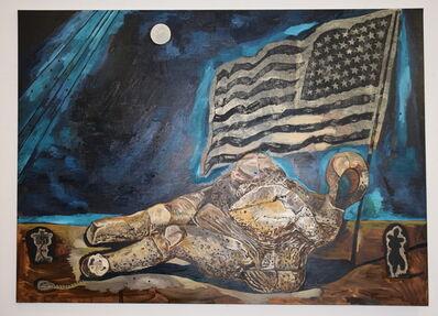 Damien Deroubaix, 'Great american Nude 2', 2020