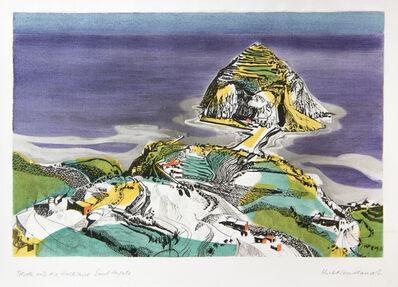 Kurt Wendlandt, 'Blicks auf die Halbinsel Sant Angelo', Late 1950's