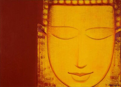 Paresh Maity, 'Buddha', 2008