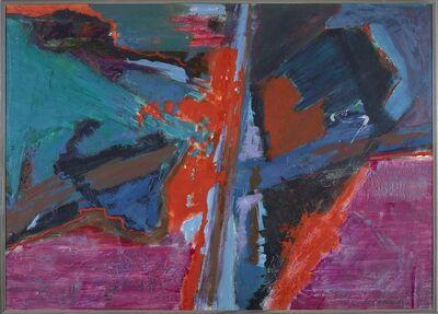 Judith Godwin, 'Flux', 1982