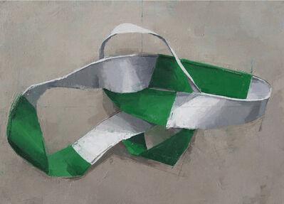 Joe Morzuch, 'Green Strip', 2017