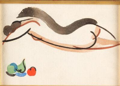 Armando Barrios, 'Para Desnudo. No. 456', 1964