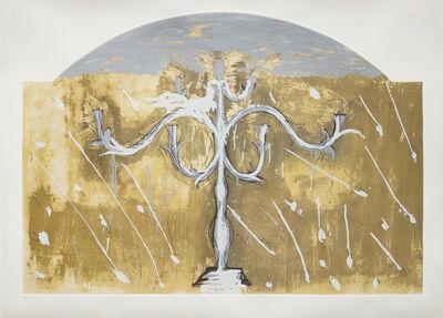 Mimmo Paladino, 'Saffo', 1990