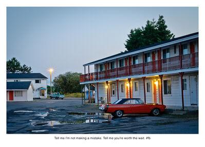 Nate Larson + Marni Shindelman, 'Worth the Wait', 2011