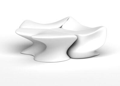 Zaha Hadid, 'Nekton stools', 2007