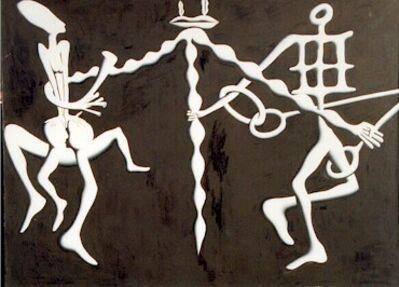 Mark Kostabi, 'Lypsinka', 1989