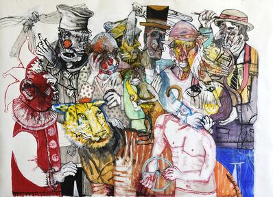 Sergio Moscona, 'He thinks he can handle the Circus', 2018