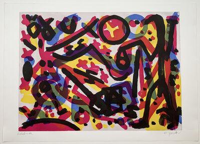 A.R. Penck, 'Berlin-Suite IX', 1990