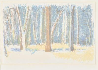 Wolf Kahn, 'Untitled', 1982