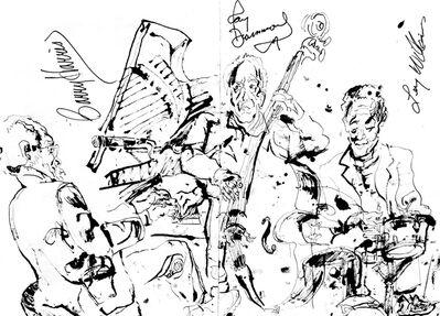 Jonathan Glass, 'Barry Harris Trio at Village Vanguard', 2014