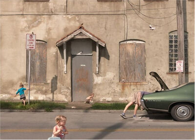 Julie Blackmon, 'Loading Zone', 2009