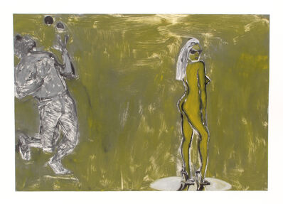 Jackie Felix, 'Nude with Sunglasses', 1980