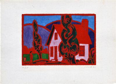Kyohei Inukai (1913-1985), 'House', n.d.
