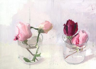 Antonio López García, 'Rosas de invierno', 2015
