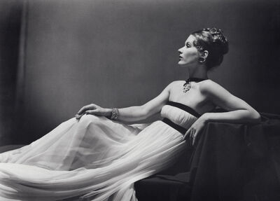 Hoyningen-Huene, 'Lisa, Vionnet Dress', 1938