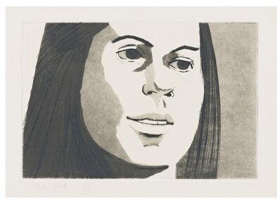 Alex Katz, 'Alex Katz 'Nancy'', 1972