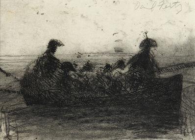 David Fertig, 'Open Boat', 2018