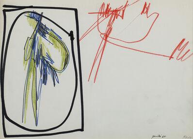 Achille Perilli, 'Untitled', 1960