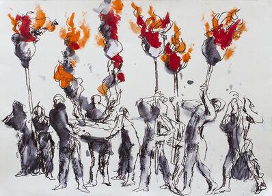 Dario Fo, 'Il Barbarossa- La commemorazione del rogo dei Monfortini', 2013