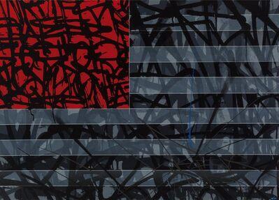 Saber, 'Red Flag', 2013