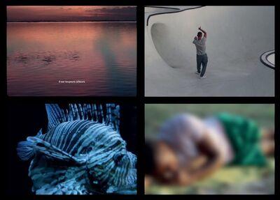 Paul Maheke, 'Tropicalité, I'île et l'exote', 2014