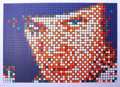 Invader, 'RUBIK KUBRICK I, ALEX ', ca. 2006