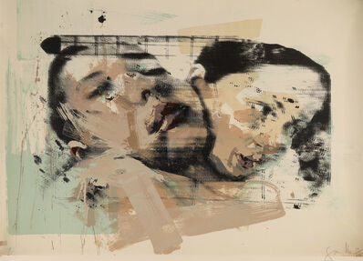 Jenny Saville, 'Separates', 2001