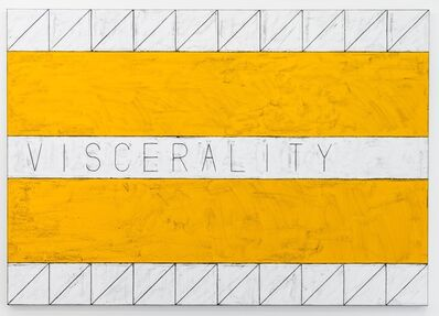 Matt Mullican, 'Untitled (Viscerality)', 2017