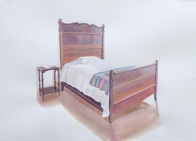 Teresa Moro, 'Cama E. Hopper. ', 2017