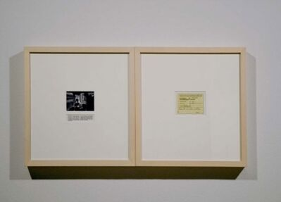 Karmelo Bermejo, 'Blank. Cuadro en blanco hecho de pintura blanca maciza', 2012-2013