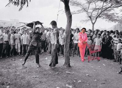 Manit Sriwanichpoom, 'Horror in Pink #1', 2001