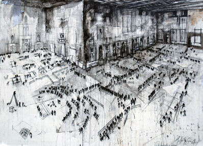 Gustavo Diaz Sosa, 'Series: De Burócratas y Padrinos ', 2015