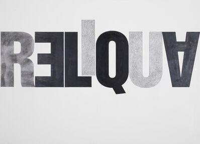 Franz Graf, 'Relique', 2018-2019