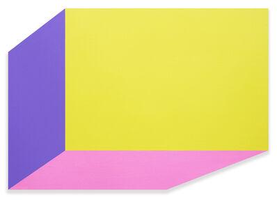 Brent Hallard, 'Boom IV (Abstract painting)', 2018