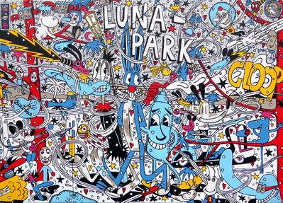 M.S. BASTIAN & ISABELLE L., 'Luna-Park Toons', 2018