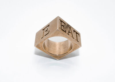 Alfredo Rapetti Mogol, 'AM EAT E', 2020