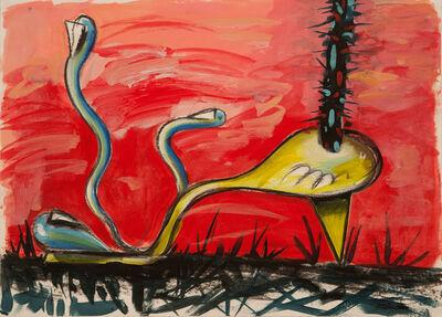 Gorka Mohamed, ' Sick Feet Attentive', 2015