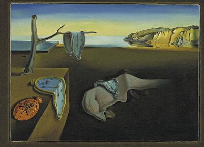 Salvador Dalí, 'The Persistence of Memory', 1931