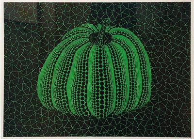 Yayoi Kusama, 'Pumpkin (GY)', 1996